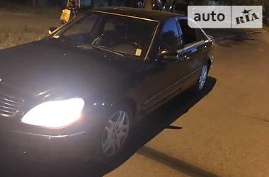 Mercedes-Benz S 600 2001 в Киеве