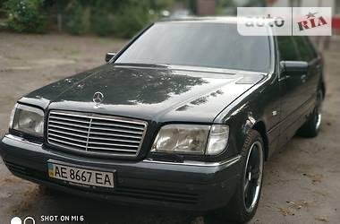 Mercedes-Benz S 600 1991 в Кривом Роге