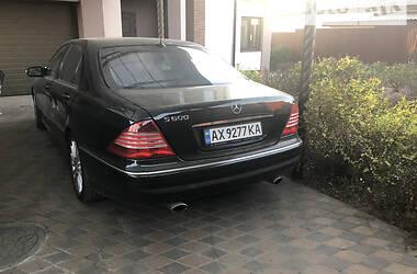 Седан Mercedes-Benz S 600 2003 в Харкові
