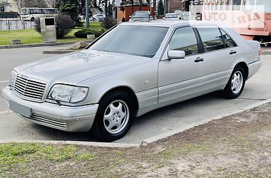 Mercedes-Benz S 600 1998 в Киеве
