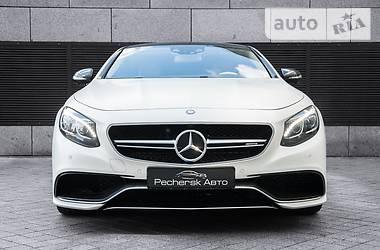 Mercedes-Benz S 63 AMG 2016 в Киеве