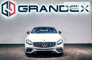 Mercedes-Benz S 63 AMG 2017 в Києві