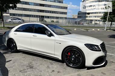 Mercedes-Benz S 63 AMG 2018 в Киеве