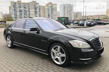 Mercedes-Benz S 65 AMG 2010 в Киеве