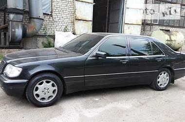 Mercedes-Benz S-Guard 1995 в Запорожье