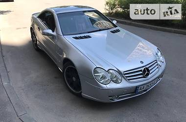 Mercedes-Benz SL 500 (550) 2003 в Днепре