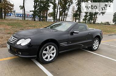 Mercedes-Benz SL 500 (550) 2005 в Киеве