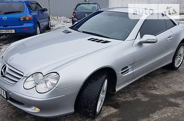 Mercedes-Benz SL 500 2004 в Киеве