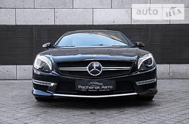 Mercedes-Benz SL 63 AMG 2013 в Києві