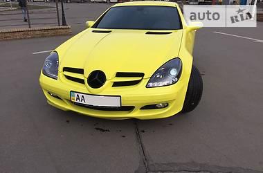Mercedes-Benz SLK 200 2007 в Киеве