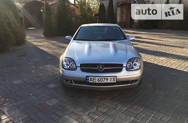 Mercedes-Benz SLK 230 1998 в Днепре