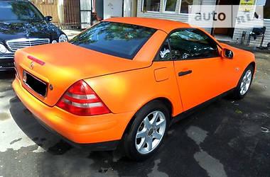 Mercedes-Benz SLK 230 1998 в Харкові