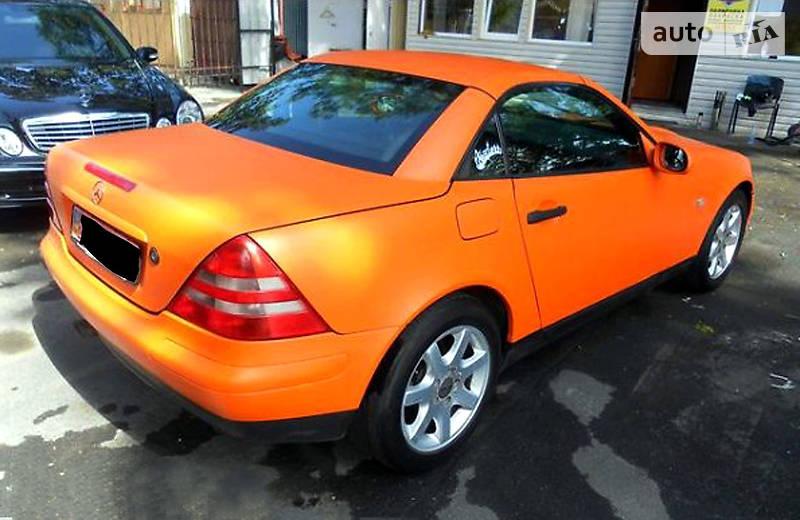 Mercedes SLK-Class 1998 года в Харькове