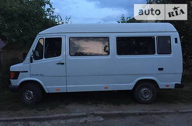 Mercedes-Benz Sprinter 209 пасс. 1987 в Луцке