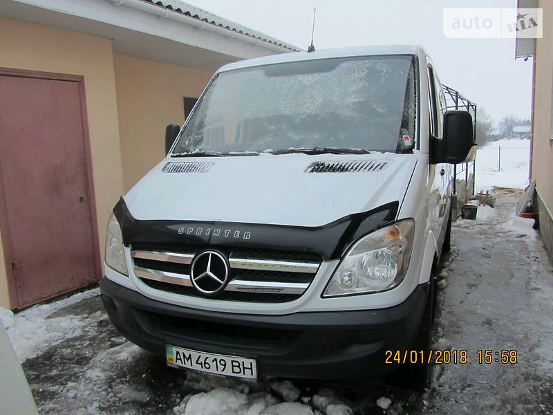 Mercedes-Benz Sprinter 2007 года