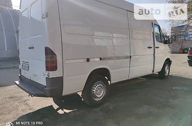 Микроавтобус грузовой (до 3,5т) Mercedes-Benz Sprinter 211 груз. 2002 в Киеве