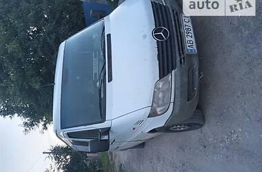 Легковой фургон (до 1,5 т) Mercedes-Benz Sprinter 213 груз.-пасс. 2003 в Виннице