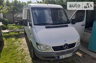Легковой фургон (до 1,5 т) Mercedes-Benz Sprinter 213 груз. 2005 в Черновцах