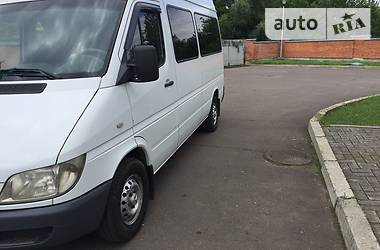 Mercedes-Benz Sprinter 213 пасс. 2003 в Дрогобыче