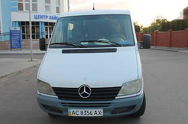 Mercedes-Benz Sprinter 216 пасс. 2002 в Владимир-Волынском