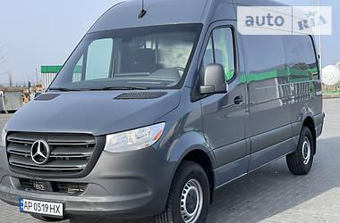 Легковой фургон (до 1,5 т) Mercedes-Benz Sprinter 2500 груз 2018 в Васильевке