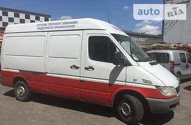 Mercedes-Benz Sprinter 308 груз. 2006 в Львове
