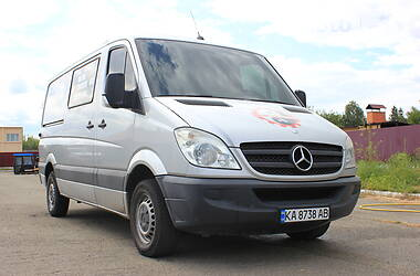 Mercedes-Benz Sprinter 309 груз. 2008 в Корсуне-Шевченковском