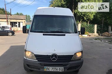 Mercedes-Benz Sprinter 311 груз. 2005 в Львове