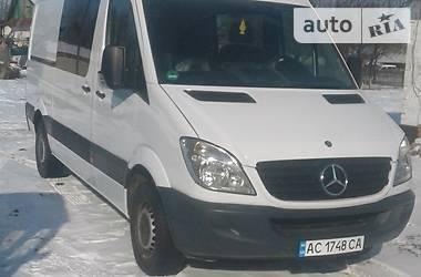 Mercedes-Benz Sprinter 311 пасс. 2008 в Луцке