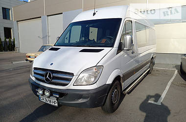 Mercedes-Benz Sprinter 311 пасс. 2009 в Черкассах