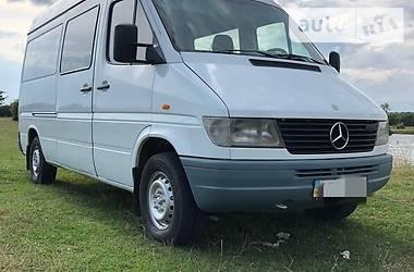 Легковой фургон (до 1,5 т) Mercedes-Benz Sprinter 312 груз.-пасс. 1999 в Калуше