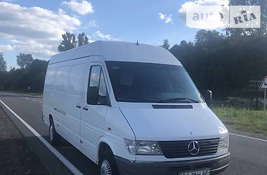 Mercedes-Benz Sprinter 312 груз. 1998 в Львове