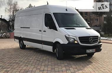 Mercedes-Benz Sprinter 313 груз. MAXI EURO5 CLIMA  2014