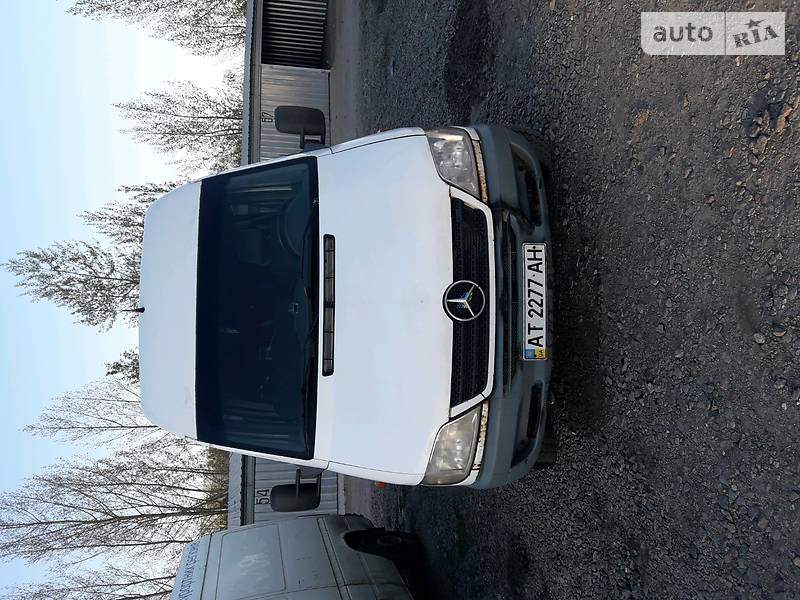 Mercedes-Benz Sprinter 313 груз. 2001 в Киеве