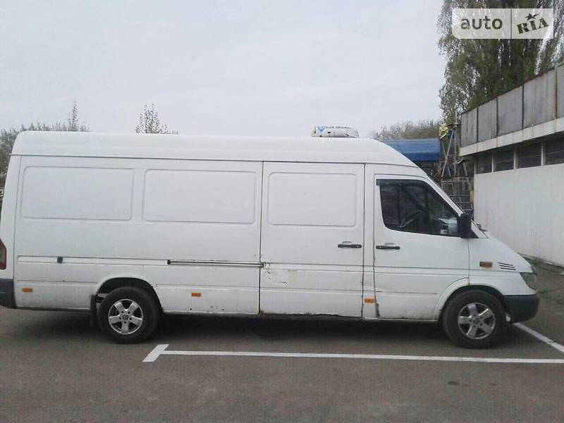Mercedes-Benz Sprinter 313 груз. 2006 в Киеве