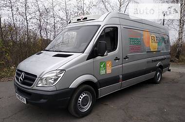 Mercedes-Benz Sprinter 313 груз. 2011 в Ровно