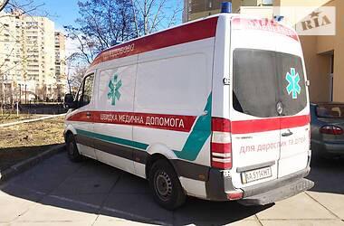 Автомобиль скорой помощи Mercedes-Benz Sprinter 313 груз. 2012 в Киеве