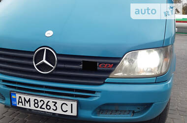 Mercedes-Benz Sprinter 313 пасс. 2000 в Бердичеве