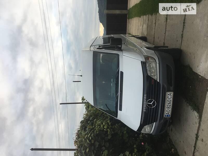 Mercedes-Benz Sprinter 313 пасс.