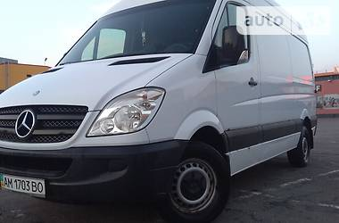 Mercedes-Benz Sprinter 315 груз. 2009 в Житомире