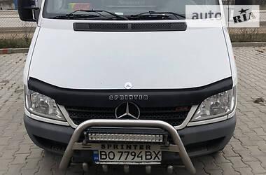 Mercedes-Benz Sprinter 316 груз.-пасс. 2005 в Тернополе