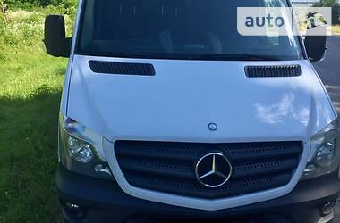 Mercedes-Benz Sprinter 316 груз. 2014 в Чернівцях