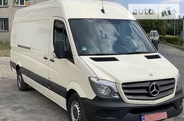 Mercedes-Benz Sprinter 316 груз. 2014 в Луцке