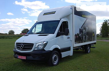 Mercedes-Benz Sprinter 316 груз. 2014 в Дубно