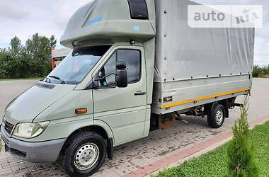 Mercedes-Benz Sprinter 316 груз. 2004 в Нововолынске