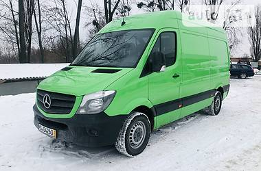 Mercedes-Benz Sprinter 316 груз. 2017 в Вінниці