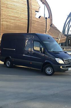 Микроавтобус грузовой (до 3,5т) Mercedes-Benz Sprinter 316 груз. 2011 в Одессе