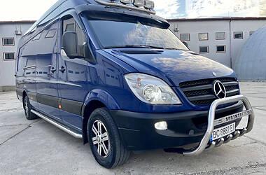 Микроавтобус грузовой (до 3,5т) Mercedes-Benz Sprinter 316 груз. 2010 в Львове