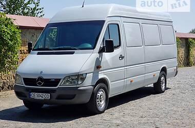 Микроавтобус грузовой (до 3,5т) Mercedes-Benz Sprinter 316 груз. 2005 в Черновцах