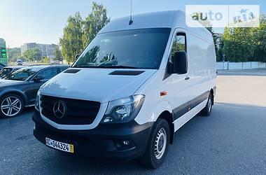 Микроавтобус грузовой (до 3,5т) Mercedes-Benz Sprinter 316 груз. 2017 в Виннице